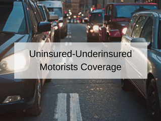 Uninsured and underinsured motorists coverage perdue kidd for What is uninsured motor vehicle coverage